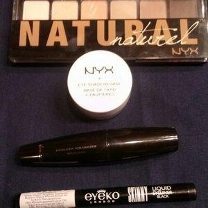 Complete eye makeup bundle!!